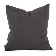 """Product Image - 20"""" x 20"""" Pillow Deco Pewter - Down Insert"""