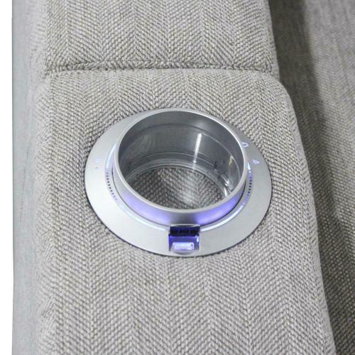 Parker House - ORPHEUS - BISQUE Power Drop Down Console Sofa