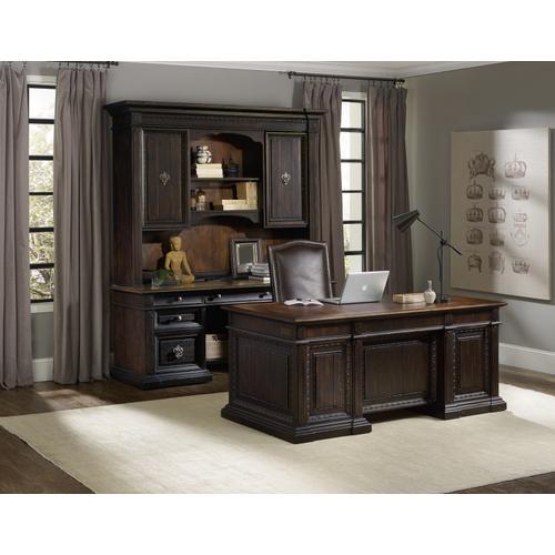 Hooker Furniture - Treviso Computer Credenza