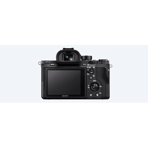 7S II E-mount Camera with Full-Frame Sensor
