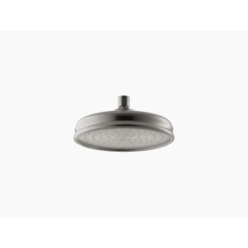 "Vibrant Brushed Nickel 8"" Rainhead With Katalyst Air-induction Technology, 1.75 Gpm"