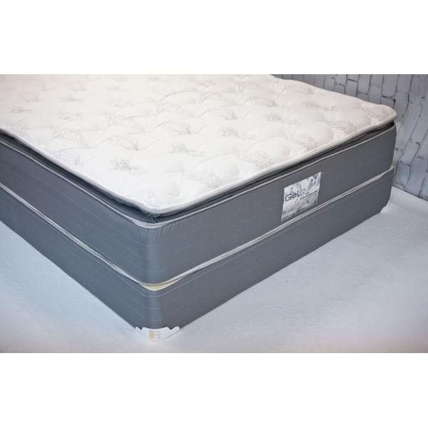 Golden Mattress - Gel Platinum - Pillowtop - Queen