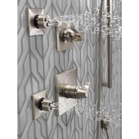 Stainless Square Wall Elbow for Hand Shower