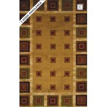 See Details - Cabin Blocks Rug (Large)