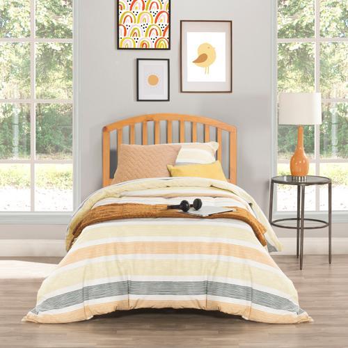 Hillsdale Furniture - Carolina Twin Headboard, Country Pine
