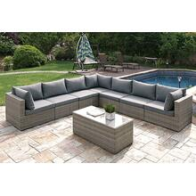 8-pcs Outdoor Set