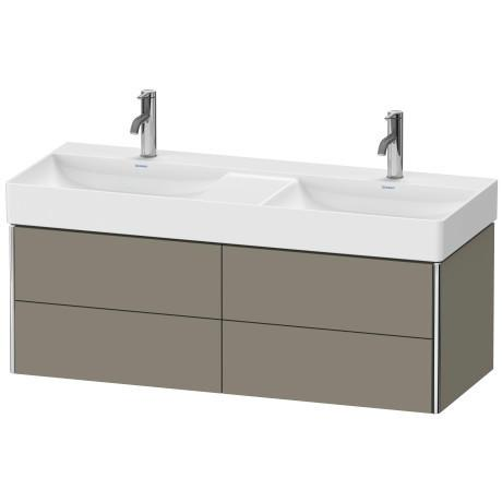 Product Image - Vanity Unit Wall-mounted, Stone Gray Satin Matte (lacquer)
