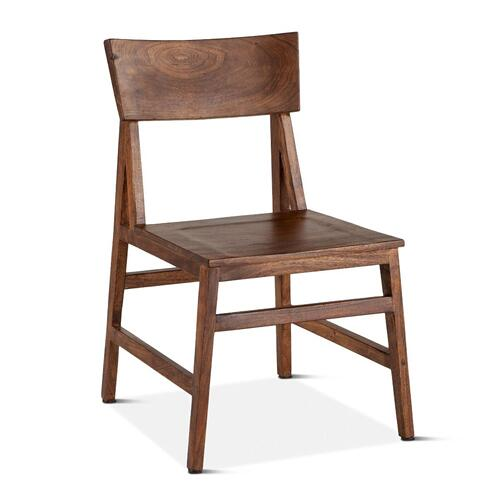 Product Image - London Loft Dining Chair Walnut