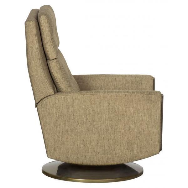 See Details - Loft Manual Push Back Swivel Recline with Cymbal Base
