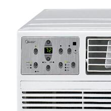 8,000 BTU 230V Through the Wall Air Conditioner with Heat