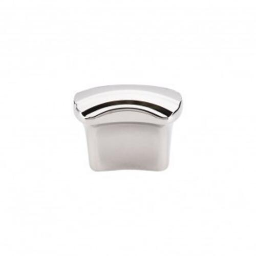 Victoria Falls Knob 3/4 Inch (c-c) - Polished Nickel
