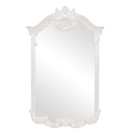 Howard Elliott - Roman Mirror - Glossy White