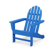View Product - Classic Adirondack Chair in Pacific Blue