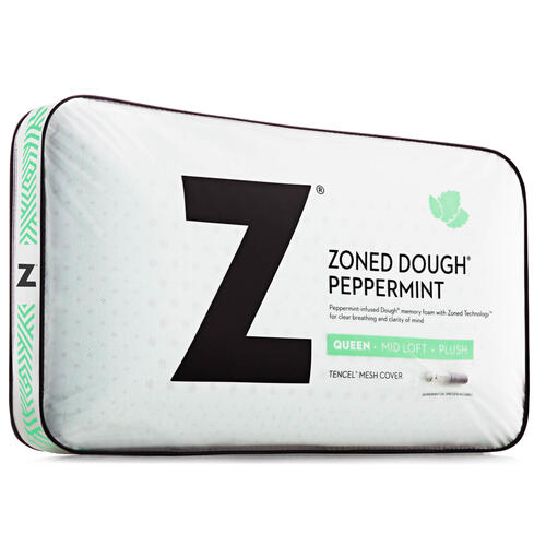 Zoned Dough Peppermint Travel Neck