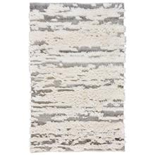 """View Product - Nomad Ivory Grey - Rectangle - 3'6"""" x 5'6"""""""
