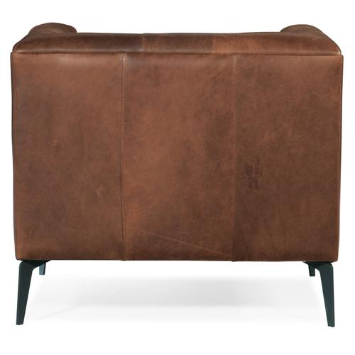 Hooker Furniture - Nicolla Leather Stationary Chair