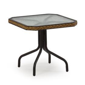 "19"" Square Tea Table"