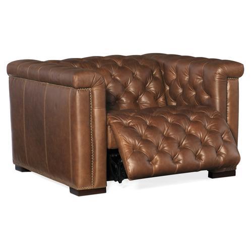 Hooker Furniture - Savion Grandier Power Recliner w/ Power Headrest