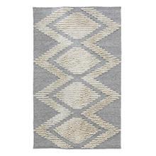 Indr/Outdr Avalon Granite Gray 5x8