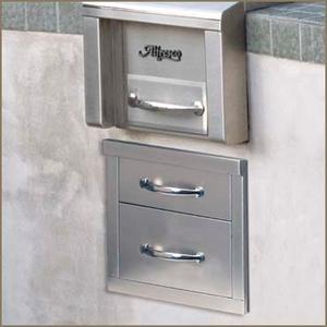Alfresco - 3-drawer unit