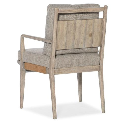 Dining Room Amani Upholstered Arm Chair - 2 per carton/price ea