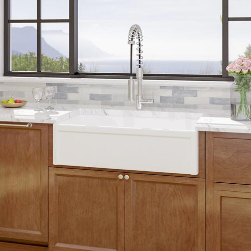 Chapman Single Bowl Farmer Sink - 24""