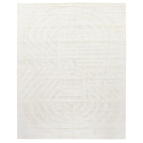 Four Hands - 5'x8' Size Oasis Carved Rug