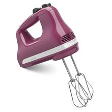 5-Speed Ultra Power Hand Mixer Boysenberry