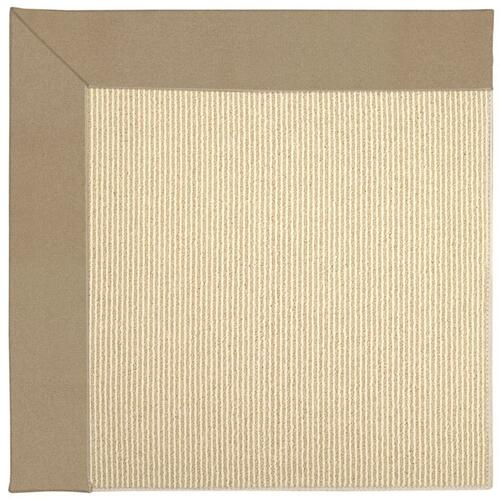 "Capel Rugs - Creative Concepts-Beach Sisal Canvas Camel - Rectangle - 24"" x 36"""