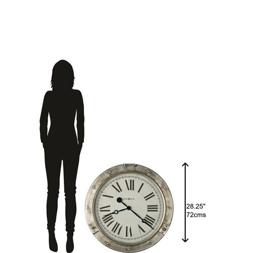 Howard Miller - Howard Miller Chesney Oversized Wall Clock 625719
