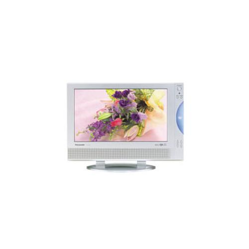 "15"" Diagonal Widescreen LCD TV/DVD Combination"