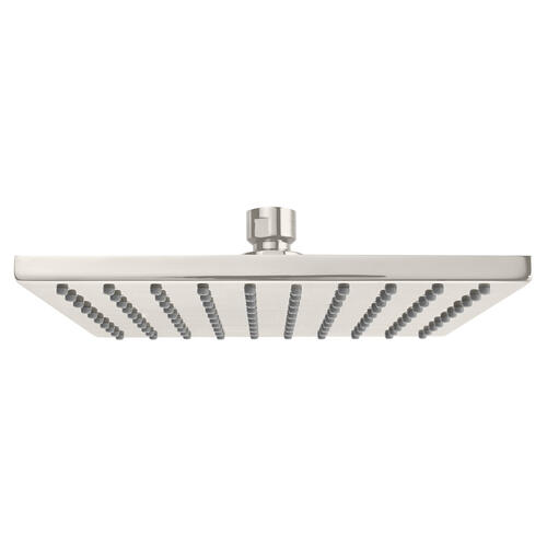 8 Inch Square Rain Shower Head  American Standard - Polished Nickel