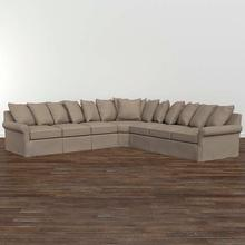 Designer Comfort Fairmont Large L-Shaped Sectional