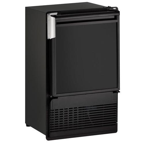 "14"" Crescent Ice Maker With Black Solid Finish (230 V/50 Hz Volts /50 Hz Hz)"