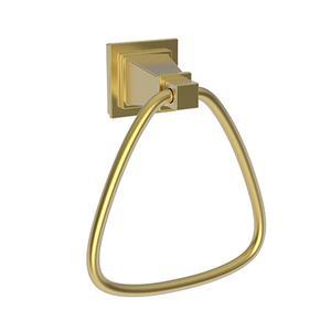 Satin Gold - PVD Towel Ring