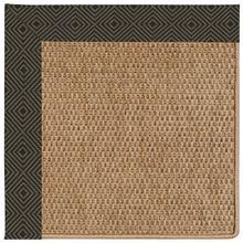 "View Product - Islamorada-Basketweave Fortuna Lava - Rectangle - 24"" x 36"""
