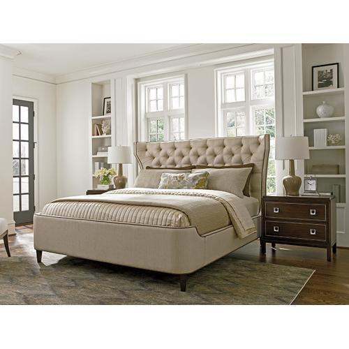 Mulholland Upholstered Platform Bed California King