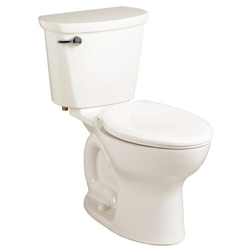 American Standard - Cadet PRO Elongated Toilet - 1.28 GPF - White