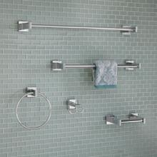 CS Series 18 Inch Towel Bar - Brushed Nickel