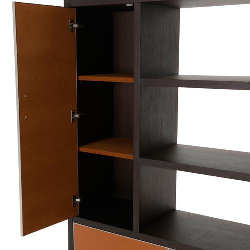 Amini - Left Bookcase Unit