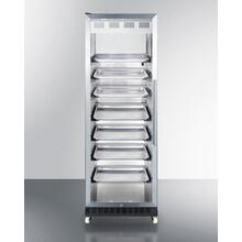 """See Details - 24"""" Wide Mini Reach-in Beverage Center With Dolly"""