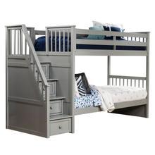 See Details - Stair Bunk
