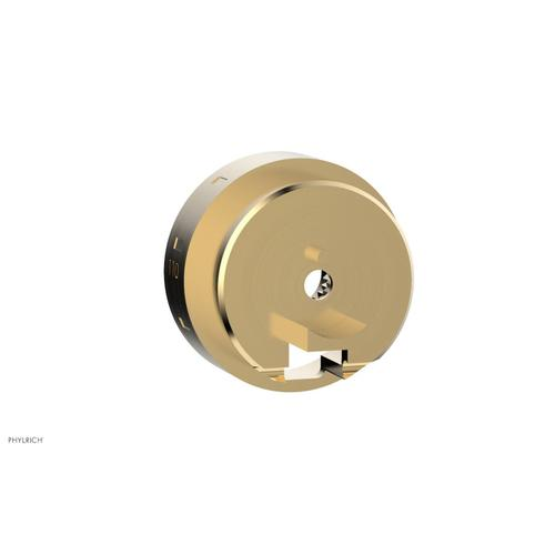 Replacement Handle for Temperature Control - P20014 - Satin Brass