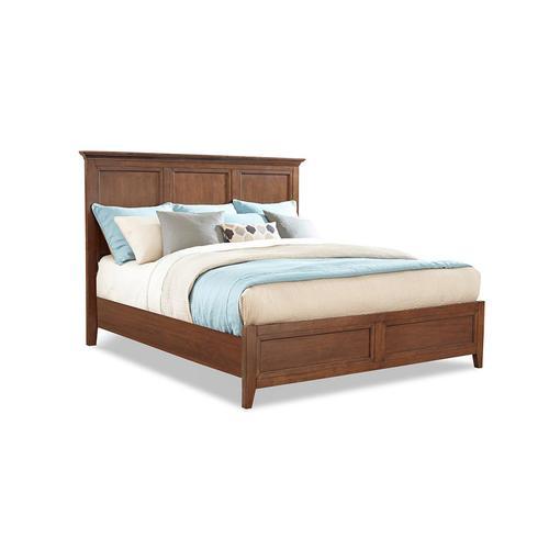 San Mateo Standard Bed  Tuscan