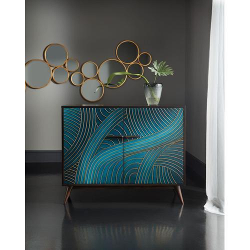Living Room Melange Esperanza Two-Door Chest