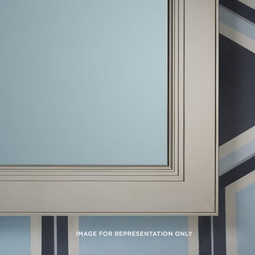 """Main Line 19-1/4"""" X 39-3/8"""" X 6"""" Merion Framed Cabinet In Classic Gray Interior and Brushed Bronze Finish With Reversible Hinge (non-handed)"""