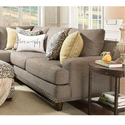 Julienne 3-Piece Sectional
