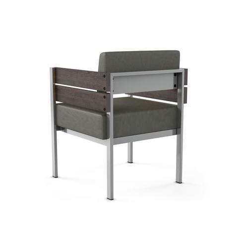 Amisco - Robinson Accent Chair (birch)