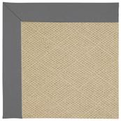 """Creative Concepts-Cane Wicker Canvas Charcoal - Rectangle - 24"""" x 36"""""""