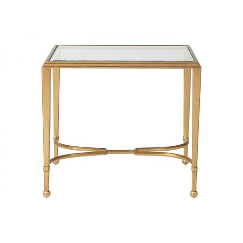 Sangiovese Rectangular End Table